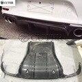 911 спойлер заднего бампера из углеродного волокна для Porsche 911 991 1 991 2 Carrera 991 GT3 12-15