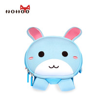 NOHOO Children Cartoon Rabbit School Bags Fashion Kids Baby Backpack Waterproof Schoolbags for Boys Girls