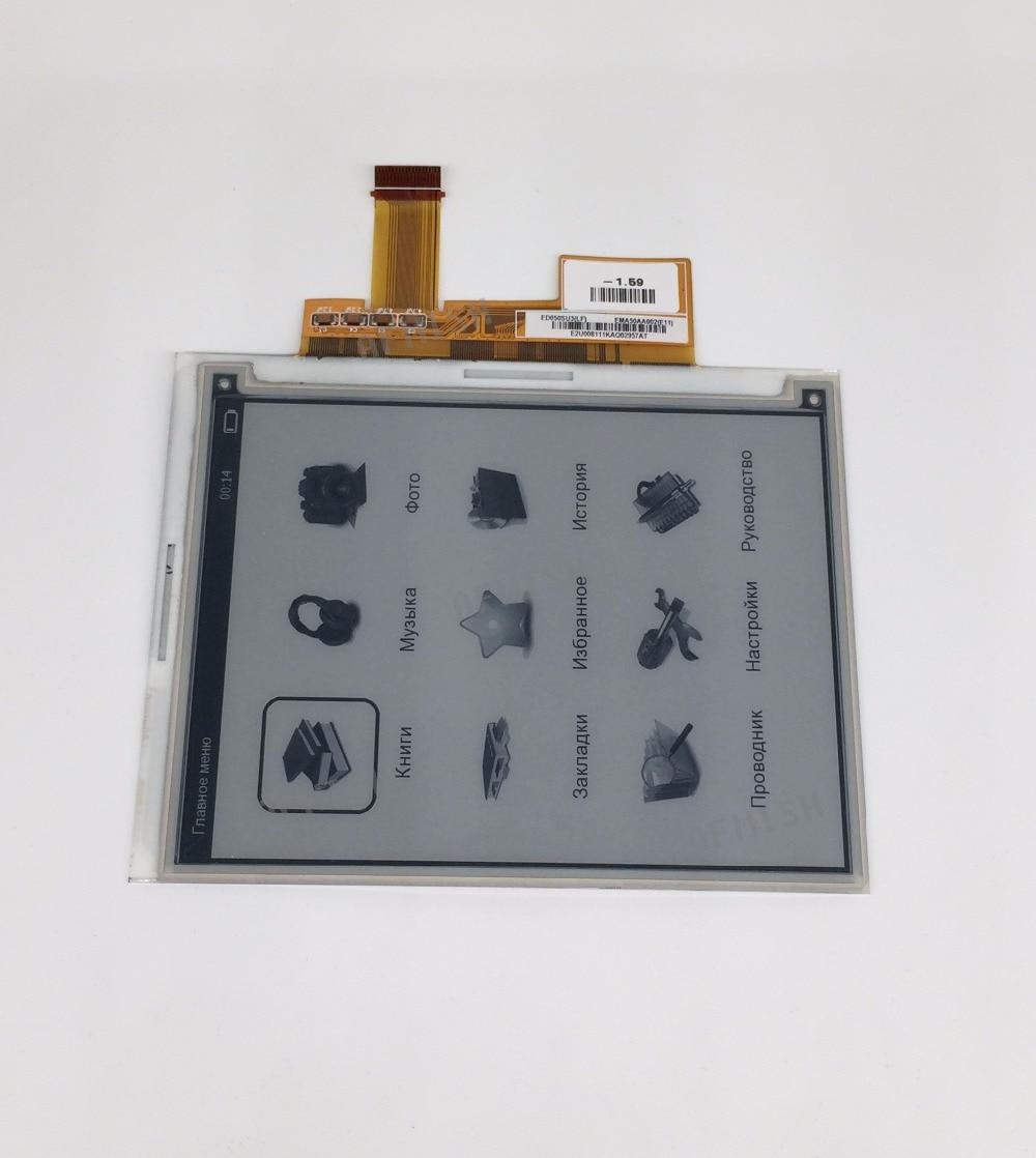 100%-pantalla LCD para Pocketbook, lector de libros electrónicos Mini PB515, ED050SU3, novedad, envío gratis, 515