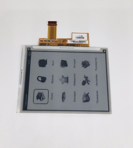 Image 1 - ED050SU3 100% جديد eink شاشة الكريستال السائل شاشة ل Pocketbook 515 Mini PB515 قارئ الكتب الإلكترونية شحن مجاني