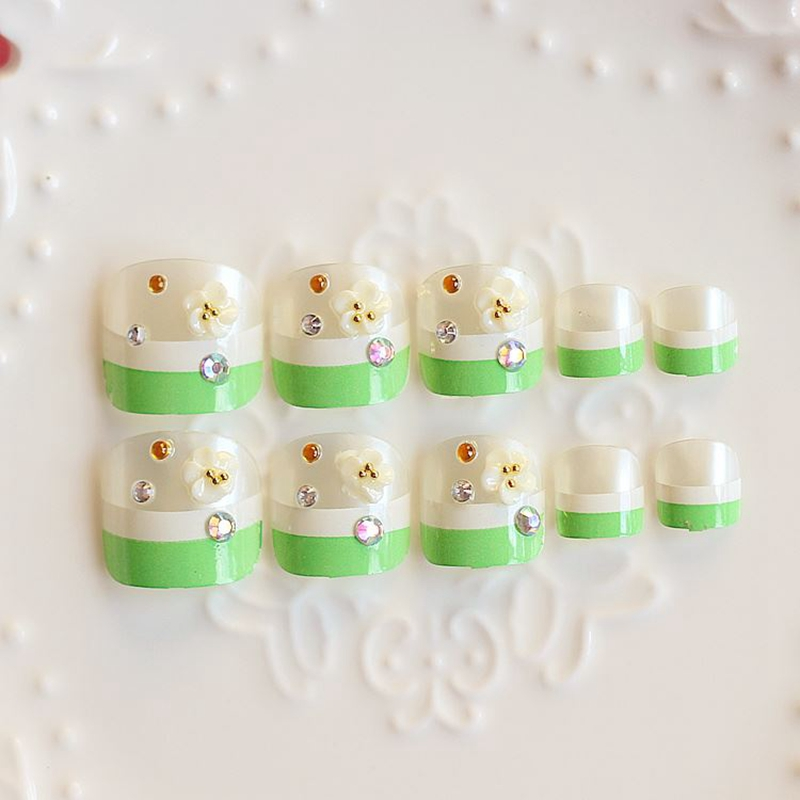 Compra false toe nails 3d y disfruta del envío gratuito en ...