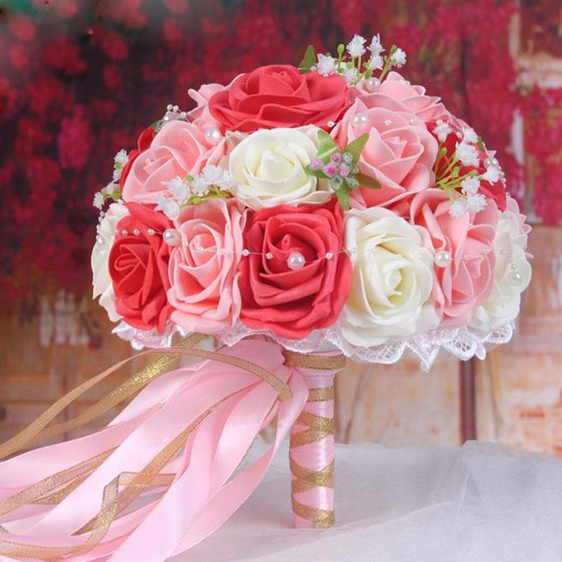 Ручной букет для невесты киев троещина, цветов для букетов