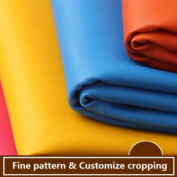 [4Y4A] 50x138cm Repair the cortex Self-adhesive car seat cushion retreat artificial leather for DIY bag material Sofa