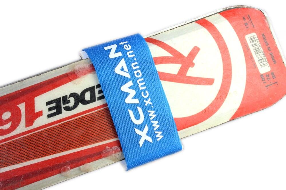XCMAN İsti Satış 100% Neylon EVA Yastıq Alp Kayak kayağı - Düşərgə və gəzinti - Fotoqrafiya 4