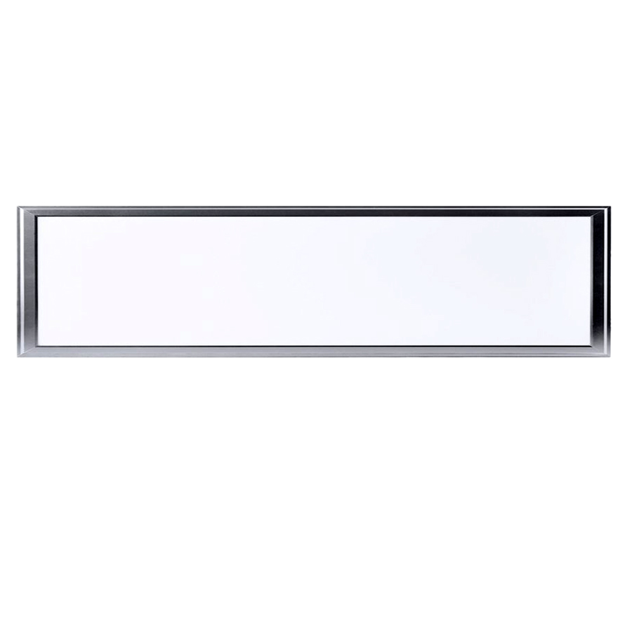 120 x 30cm Warmwhite SMD 2835 36W Thin Ultraslim Square LED Ceiling Panel Lamp Light Set(Pack of 1)
