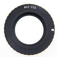 Объектив AF Confirm M42 для Canon EOS Rebel Kiss, переходное кольцо с чипом XSi T1i 1D 5D 5D2 7D 50D 60D 450D 500D 600D 1000D 3