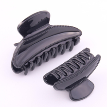 2 PIECES Good Quality Fashion cute butterfly mini hair claws for girls fringe clips small Plastic clamps 7cm 5cm