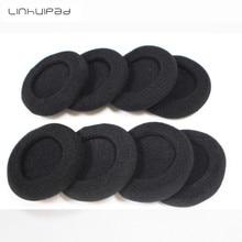 Free Shipping 70mm Headset Foam Ear Cushions headphone Earpads 10pcs / lot