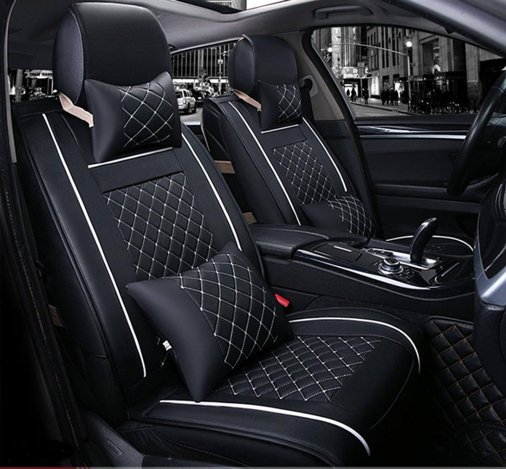 Popular Leather Car Seat Cover Buy Cheap Leather Car Seat