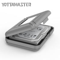 Yottamaster HDD Protection Box 3 5 Inch Hard Drive Dish Drive Waterproof Anti Dust Protector Case