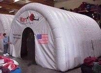 Tentes de camping gonflables