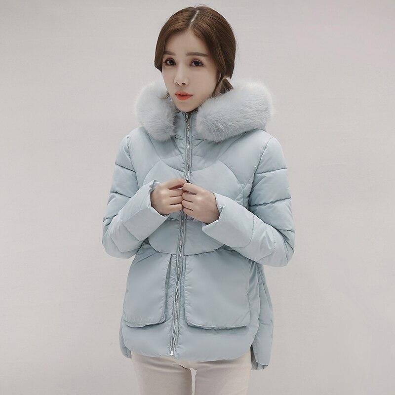 Kadın Parka aşağı pamuk ceket 2016 Kış Ceket Kadın Giyim Ceket Lady Giyim Kabanlar Kadın Ceketler Parkas