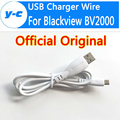 Blackview BV2000 USB Cable 100% Original 80CM Flash Charger Wire USB Cable Wire For Blackview BV2000S For Blackview A8