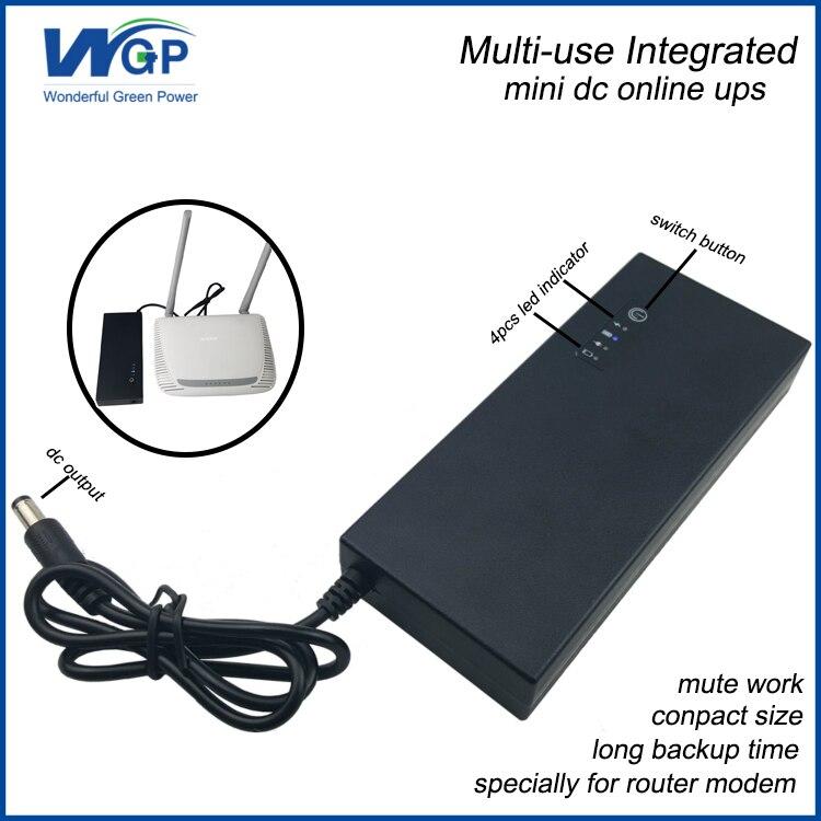 Pc Tablet Dc Online 12v Ups Uninterrupted Power Supply 12v