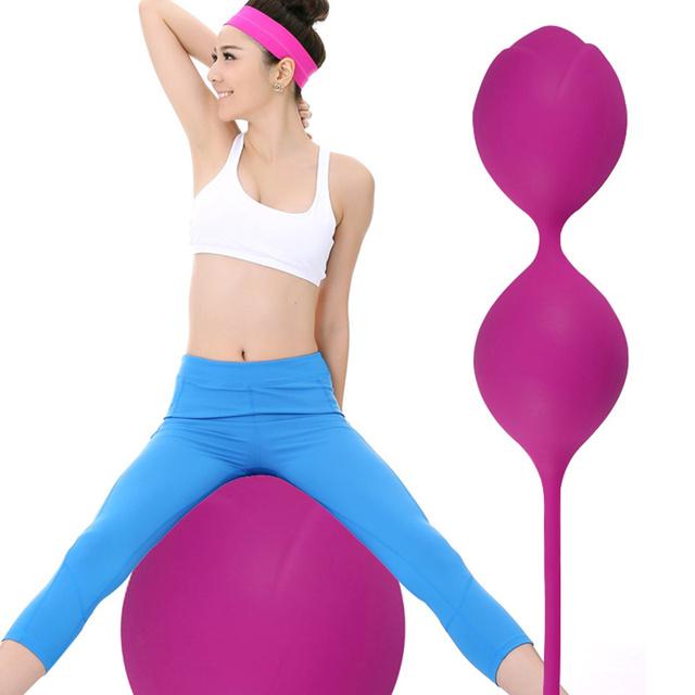 Silicon kegel exerciser for women vagina Passion