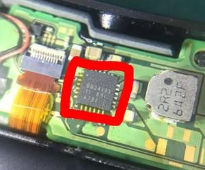 Image 1 - オリジナル新充電電源制御 ic チップ M92T36 BQ24193 P13USB スイッチコンソールマザーボードの修理