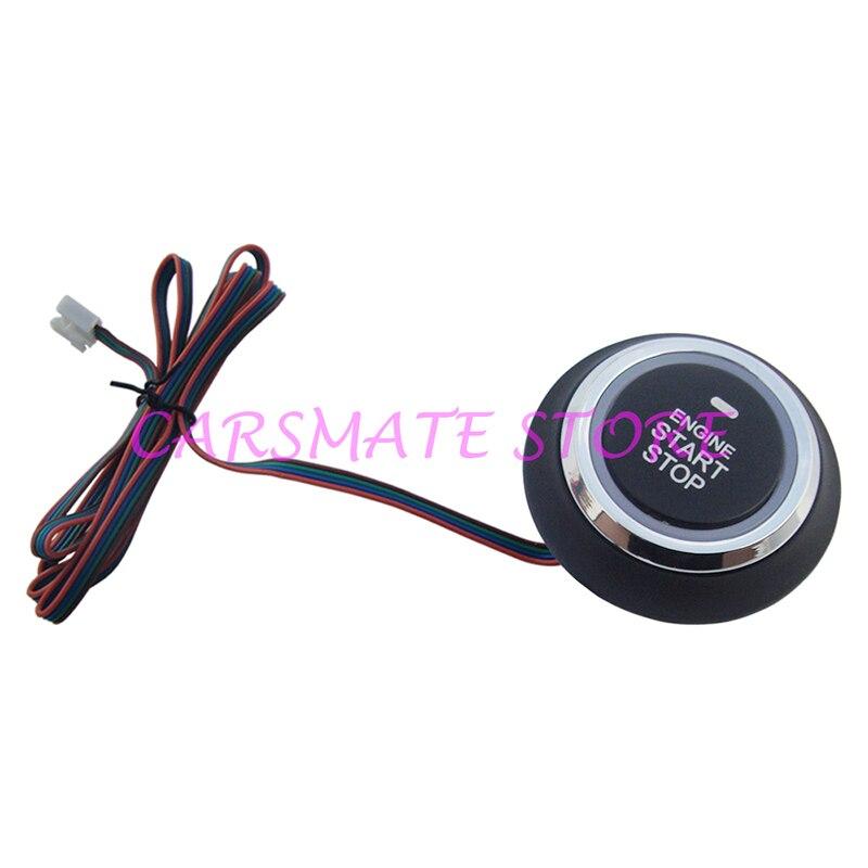 Smart PKE ավտոմեքենայի ահազանգ հեռավոր - Ավտոմեքենաների էլեկտրոնիկա - Լուսանկար 3