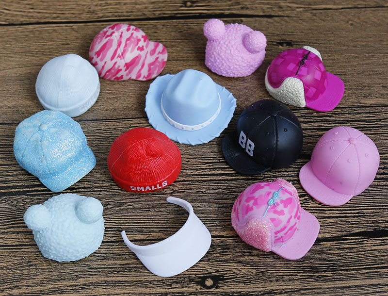 Doll Lol  Hats Headwear Accessorries Mini Cute  On Sale Original  Dolls Collection Drop Shipping