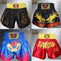 2016 New Upgrade Mens MMA Muay thai shorts/ Boxing shorts/Sanda Shorts/Combat Pants Shorts Multiple Style Boxeo Wholesale