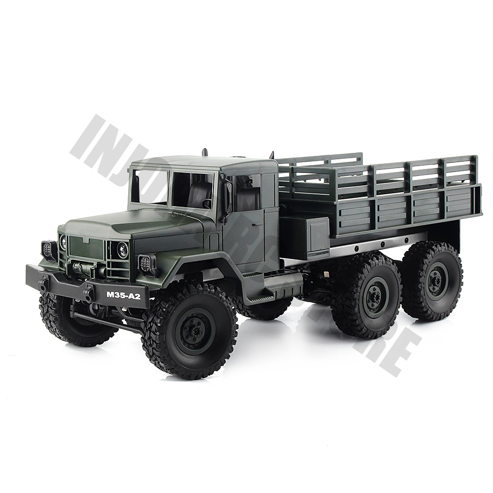 O RC 1/16 6WD