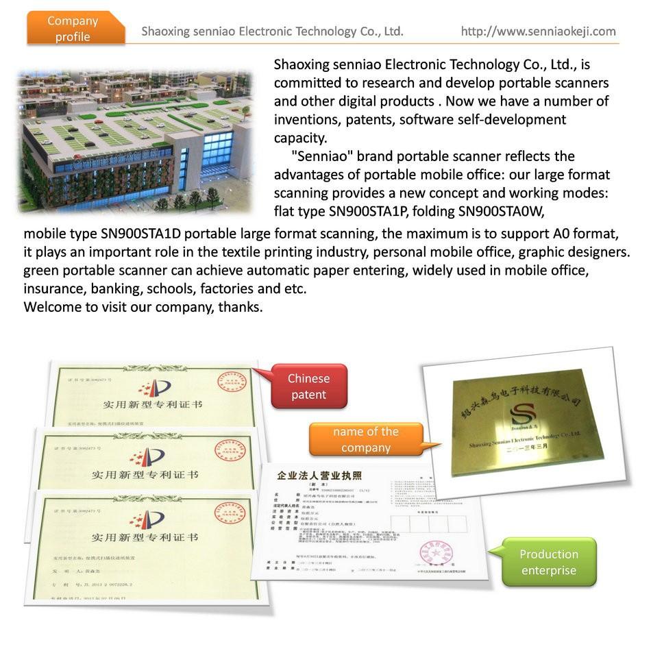 senniao portable scanner base Z01 (14)