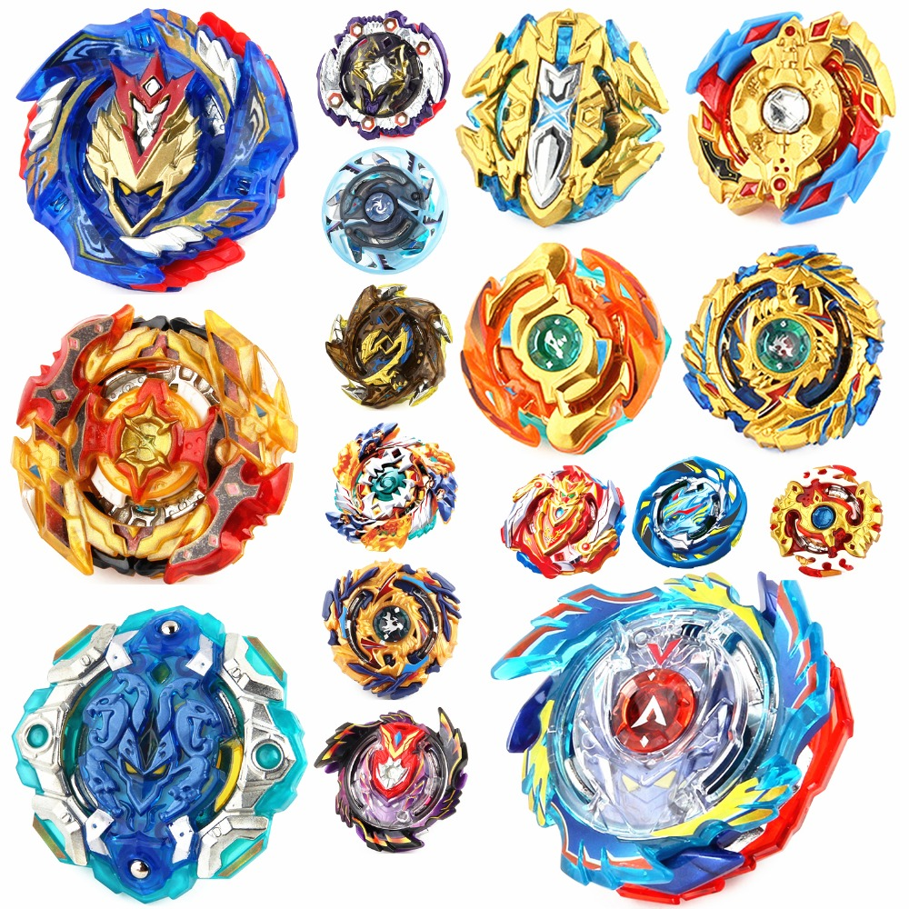 Gold Series Beyblade Burst Toys Without Launcher And Box Bayblade Metal Fusion God Fafnir Spinning Top Blade Blades Toy