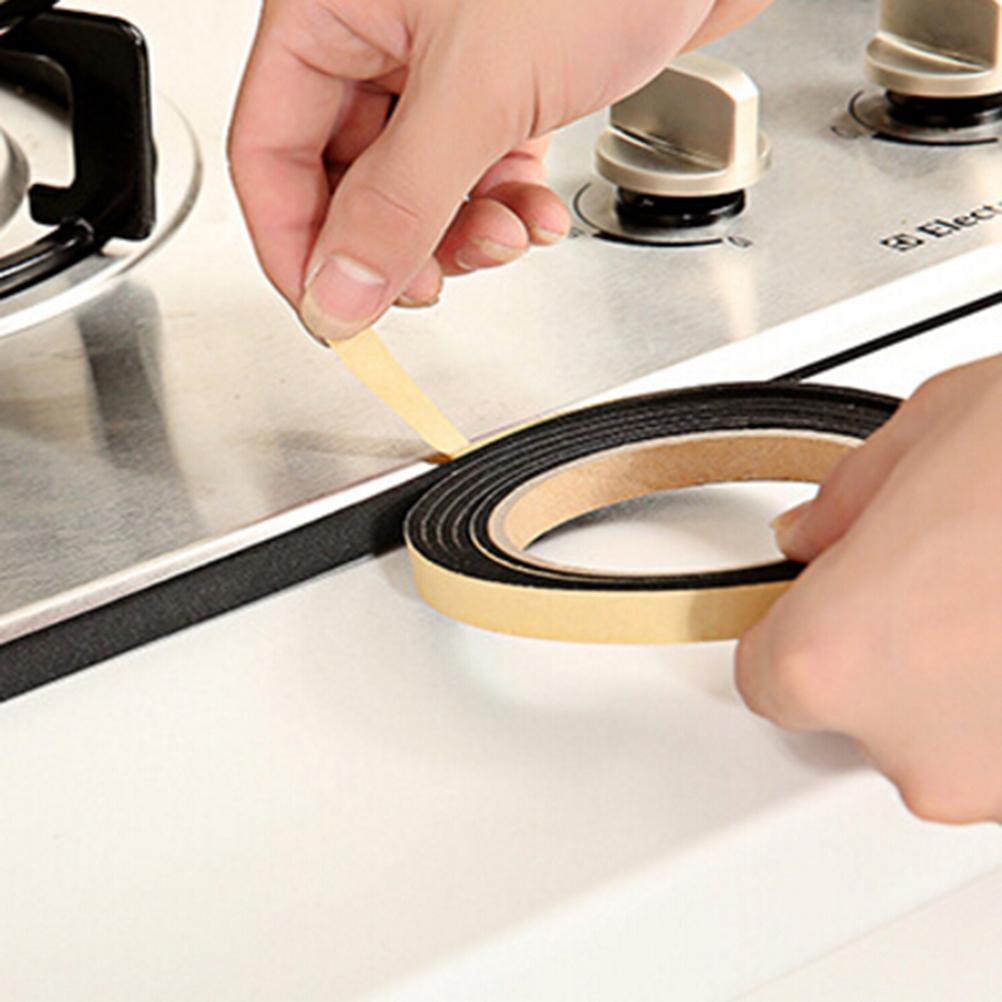 Dustproof Waterproof Home Kitchen Tool Antifouling Collision Sealing Strip B GF