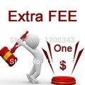 Este link é útil para pagar a Taxa Extra.