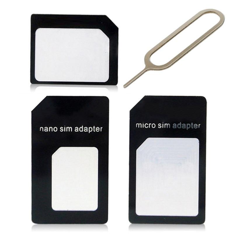 5 in 1 Sim For LG X Screen K500N / LG X View K500DS/X Cam K580 K580DS Nano Micro Standard Sim Card Adapter abrasive Bar Card Pin
