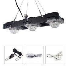 Luz LED de cultivo CREE CXB3590 COB de espectro completo, lámpara LED para cultivo de plantas Citizen de 200W y 300W, para invernadero de tienda de interior, planta hidropónica