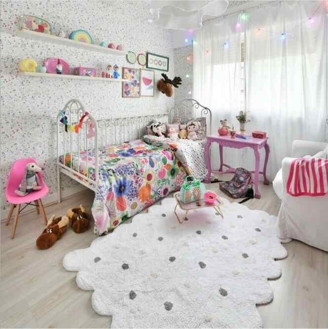Большой круглый точечный бисквит детские игровые коврики Tapete Infantil детская комната украшения дети фотографии реквизит Детские игрушки 0 12 месяцев