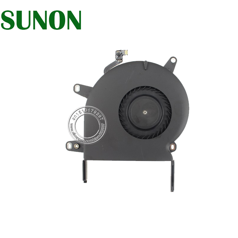 CPU COOLING FAN FOR Apple MacBook Pro A1708 MC2978 MG70040V1-C030-S9A 2016 Models image