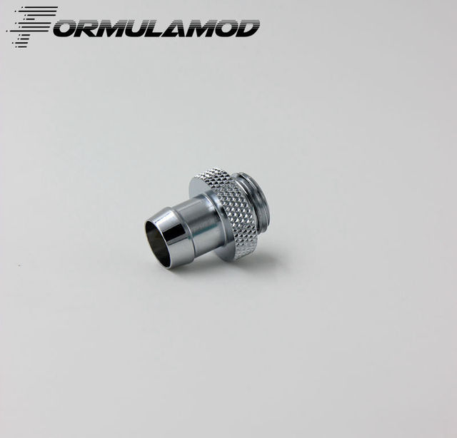 "FormulaMod Fm-3FBT, 3/8""ID*1/2""OD(10x13mm) & 3/8""ID*5/8""OD(10x16mm) Soft Tube Barb Fittings, G1/4"" Fittings For Soft Tubes"