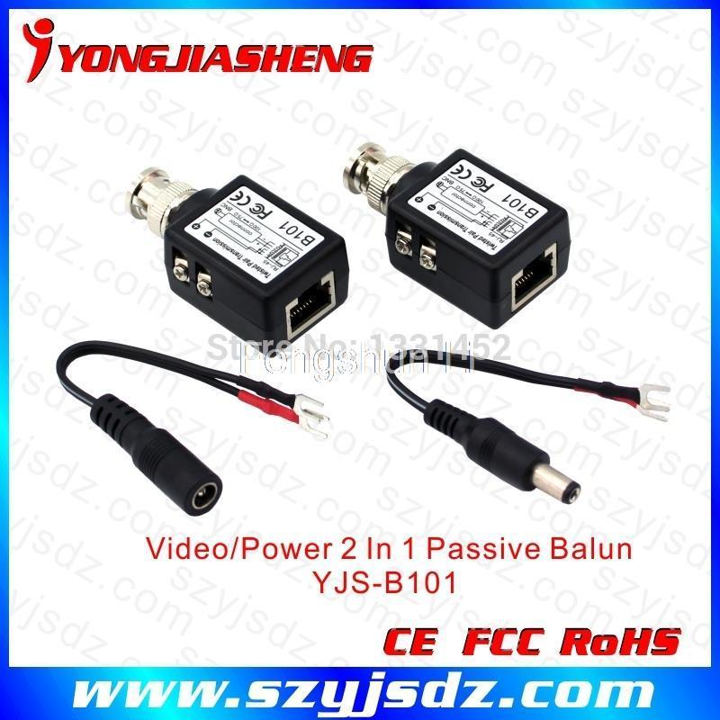 Free Shipping Wholesale Passive Power font b Video b font Transmitter font b Video b