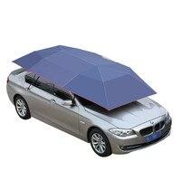Открытый Автоматический водостойкий автомобильный Зонт автомобильный чехол пульт дистанционного управления Портативный