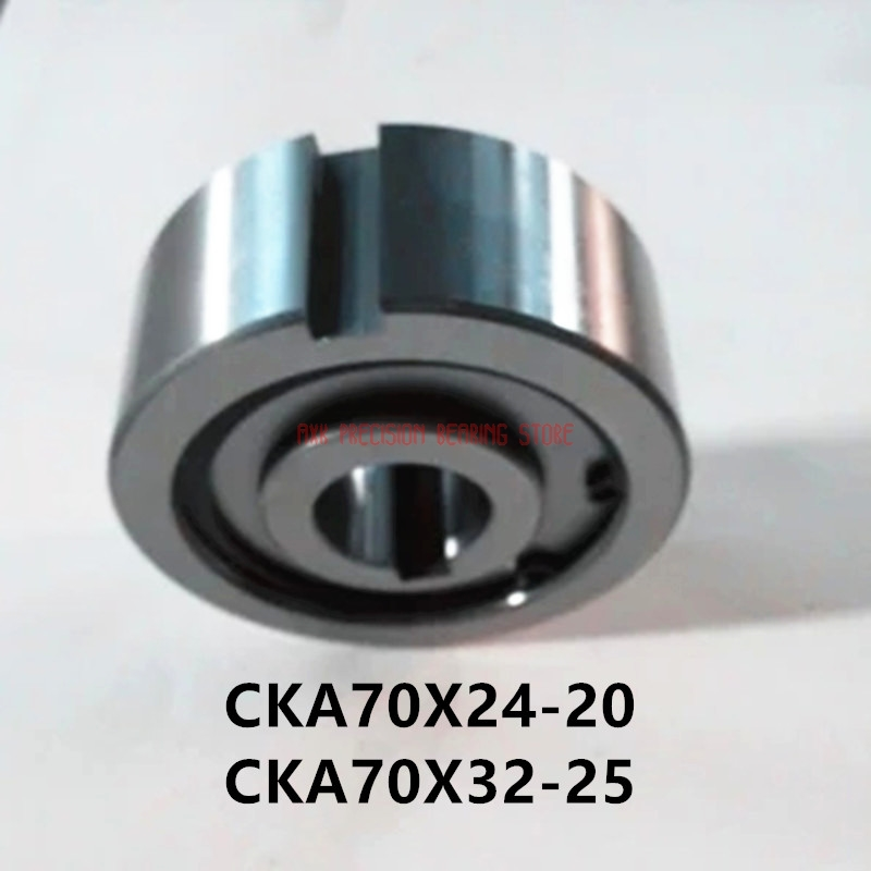 Free Shipping CKA5 wedge one-way bearing CKA70*24*20 CKA70*32*25 one-way clutch