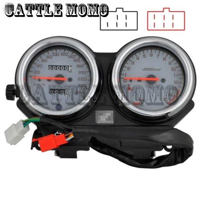 Speedometer Gauge Instrument Odometer For CB600 Hornet 600 1996 1997 1998 1999 2000 2001 2002 Motor Gauges Cluster Speedometer