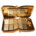 Diamond Bright Colorful Makeup Eye Shadow Super Make Up Set Flash Glitter Eyeshadow Palette With Brush(6#)