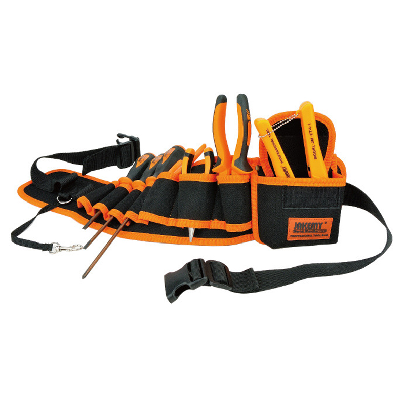 New high quality Oxford cloth multi function pocket waterproof and wear resistant electric repair tool bag