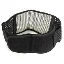 Tourmaline Self-heating Magnetic Therapy Waist Support Belt Belt Lumbar Back Waist Support Brace Double Banded Adjustable Size cheap TONQUU Adult JJ3154