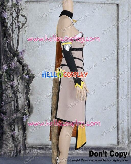 Épée Art en ligne 2 Cosplay chat monstre Leader Costume H008