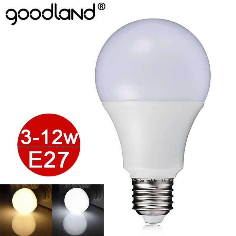 LED Lamp E27 3W 5W 7W 9W 12W 220V 110V Smart IC Light SMD5730 Fast Heat Dissipation High Bright LED Bulb