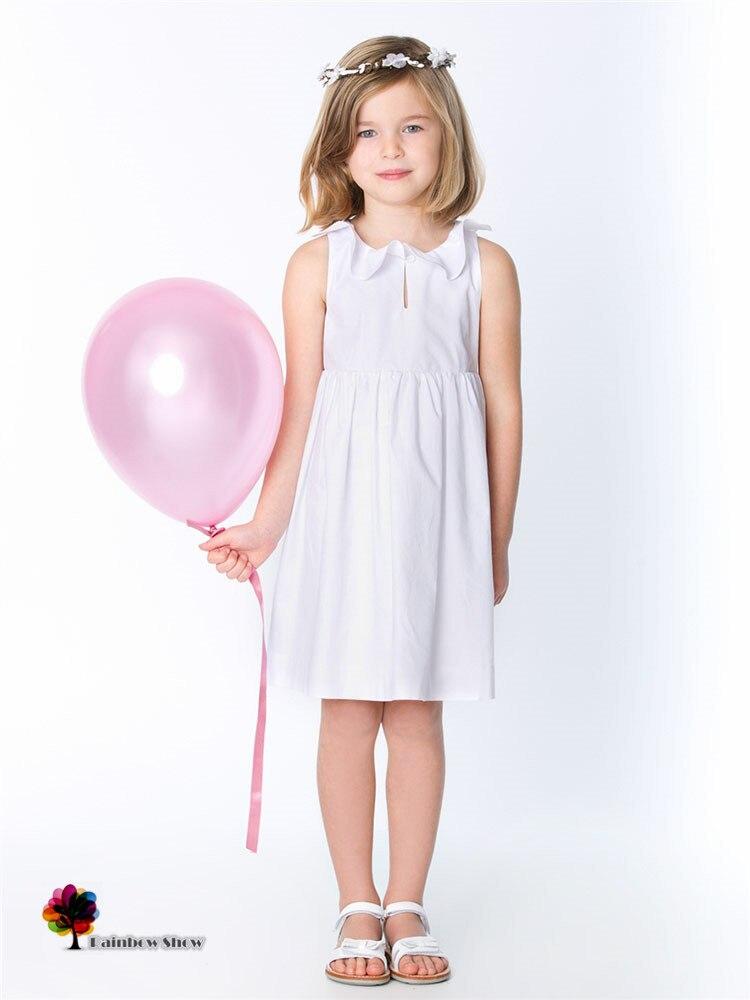 Mandy kívánság vadonatúj minőségi nyári lányos ruha, ujjatlan - Gyermekruházat - Fénykép 3