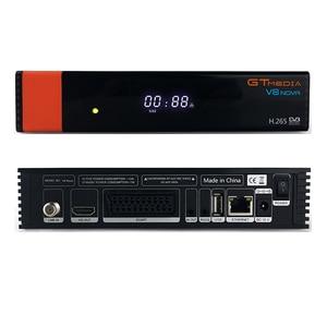 Image 5 - V8 نوفا فك مع 1 سنة خط لأوروبا فريسات GTMedia ترقية V8 سوبر كامل HD DVB S2 استقبال الأقمار الصناعية المدمج في واي فاي