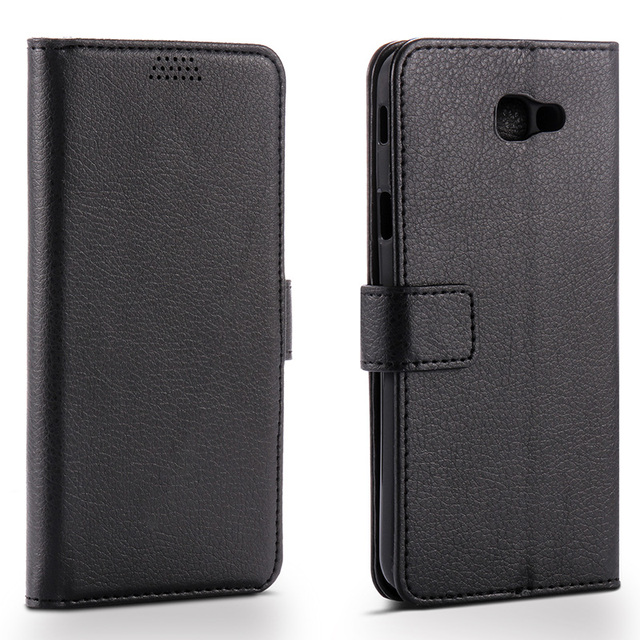 san francisco 127f9 c90d0 US $8.49 |Slim Wallet Case For Samsung Galaxy J5 Prime Leather Flip Cover  Phone Case Card Holder For Samsung J5 2016 J510f 2105 J5000-in Wallet Cases  ...