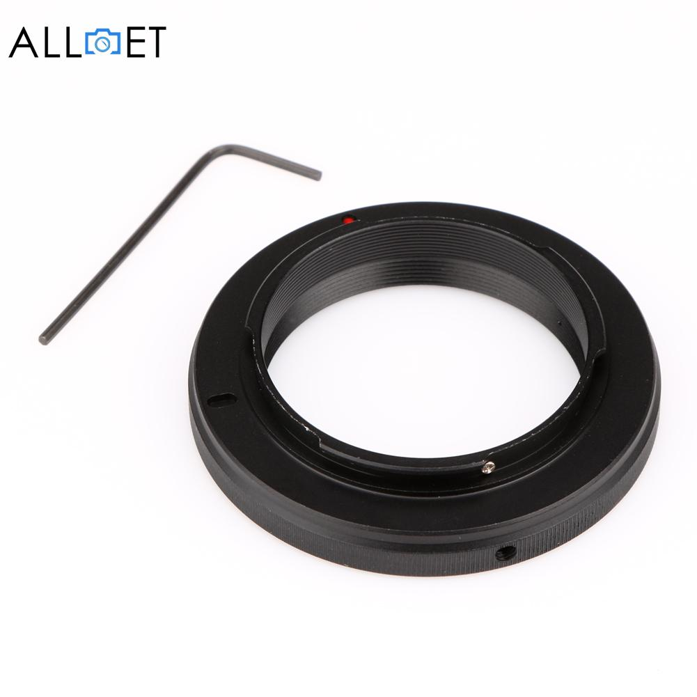 Lens Adapter T2-AI T2 T lens For Nikon Mount Adapter Ring For DSLR SLR Camera D50 D90 D5100 D7000 D3 free shipping 2x ni kon dslr slr camera lens adapter for microscope and ni kon camera with 30mm ring adapter