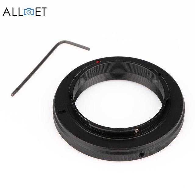 محول العدسة T2 AI T2 T عدسات لنيكون محول تركيب حلقة ل DSLR SLR كاميرا D50 D90 D5100 D7000 D3