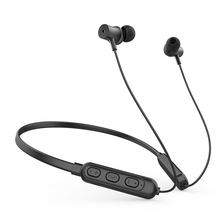 New Bluetooth 5.0 Magnetic attraction headset Memory collar HiFi sound quality sports IPX5 waterproof wireless mic headphones