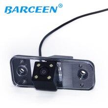 CCD HD Car Rear View Backup Camera parking camera in car camera rear monitor for Hyundai new Santafe/Santa Fe /Azera