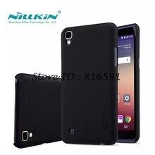 Чехол для LG X Мощность K220Y 5.3 дюймов Nillkin матовый экран ПК Твердый переплет LG X Мощность чехол с подарок Экран протектор